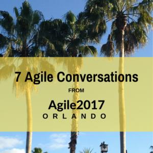 7 Agile Conversations